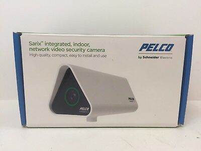 Pelco IL 10-BA Sarix Integrated Indoor Network Video Security Camera BRAND NEW
