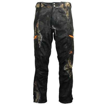 Mossy Oak Eclipse Camouflage Camo Waterproof Trousers - Hunting Fishing Outdoor