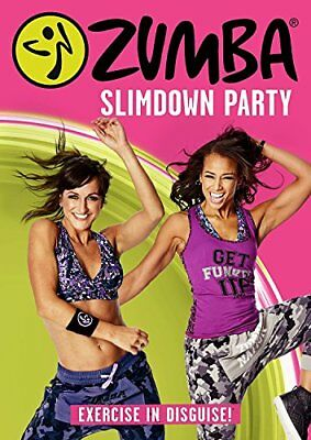 Zumba Slimdown Party (2 Disc Limited Edition) [DVD][Region 2]