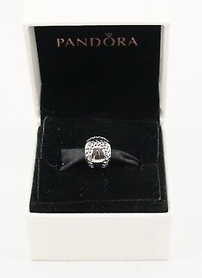 NEW Authentic PANDORA Sterling Silver Baseball Bead Charm 790969