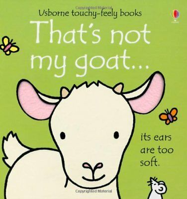 That's Not My Goat by Fiona Watts