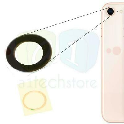 Apple iPhone 7 4.7 Genuine Replacement Rear Glass Camera Lens Part Adhesive