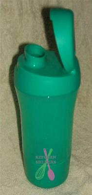 Tupperware 400m Quench Sports Drink Bottle- Green  -New