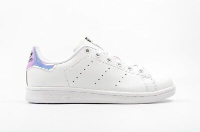 Kids Women s Adidas Stan Smith Iridescent Metallic Superstar Multicolor  AQ6272 144c18b7a4