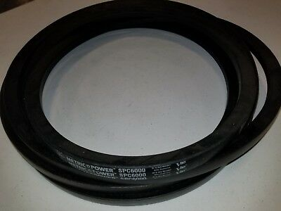 Closeout Gates SPC6000 Metric V-Belt