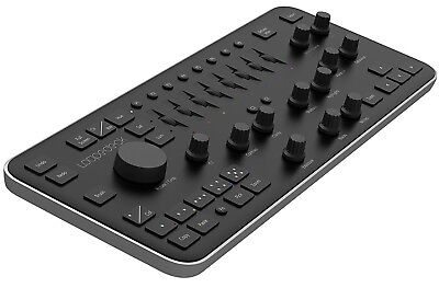Loupedeck Photo Editing Console and Lightroom Keyboard for Adobe Lightroom 6/CC
