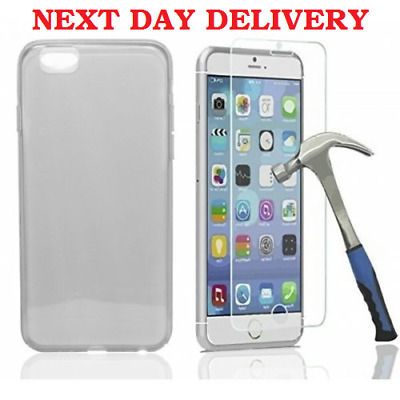 HD Tempered Glass Temper Glass Screen Protector For Apple Iphone 6-6S 7 8