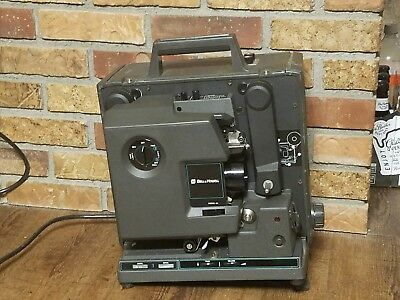Bell Howell 2585 16mm Film o Sound Projector