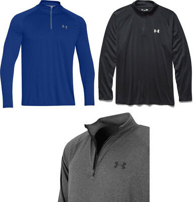 New with Tags Under Armour Mens UA Tech 1/4 Zip Shirt Various Size Color 1242220