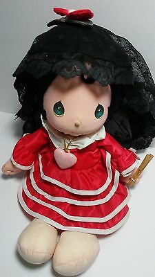 Vintage Precious Moments Spanish Maria Doll Children Of The World 1985