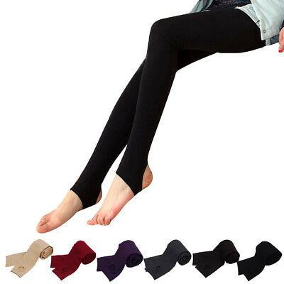 af47184c16914 Winter Warm Women's Tights Pantyhose Socks Thermal Fleece Lined Stockings  Pants