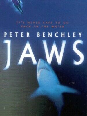 Jaws by Peter Benchley (Paperback) Value Guaranteed from eBay's biggest seller!