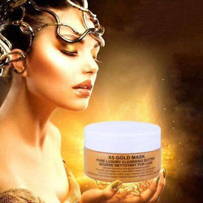 24K Gold Peeling Masques Luxury Care Facial Pore Acne Blackhead Cleaning Remover