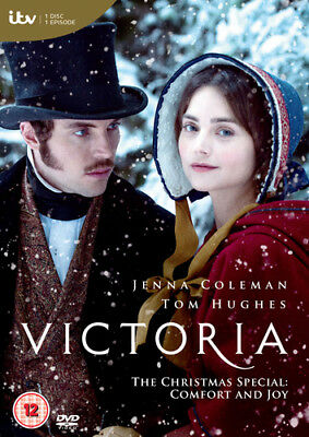 Victoria: The Christmas Special - Comfort and Joy DVD (2017) Jenna-Louise