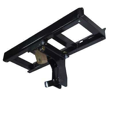 Skid Steer Auger Frame & Bracket Attachment