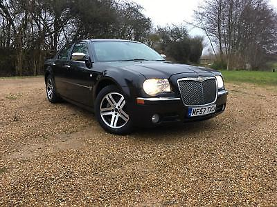 2007 57 Chrysler 300C 3.0CRD V6 Diesel Auto One Owner from New REAR DVD PLAYER
