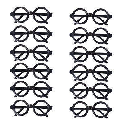 Cosplay glasses round Harry Potter Glasses Frame Ala Lei COS-12PCS