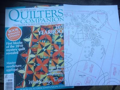 Australian Quilters Companion Patchwork & Quilting Projects No. 41 Jacket Quilts
