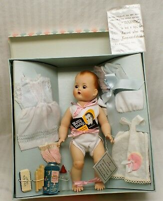 Danbury Mint BETSY WETSY Porcelain Doll w/ Accessories.  Still in Orig Box.