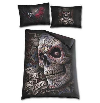 Tex Willer 5055428379714 El Muerto - Single Duvet Cover + Uk And Eu Pillow Case