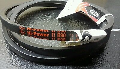 B90 Gates Hi-Power 11 Belt 9003-2090