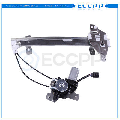 Power Window Regulator for 1997-2005 Buick Century Front Left without Motor