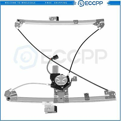 Power Window Regulator for Cadillac  Escalade Chevy Tahoe Front Left with Motor