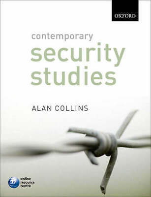Contemporary security studies by Alan Collins (Paperback)