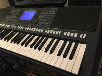 klavier keyboard yamaha tyros 2 mit zubeh r eur 590 00. Black Bedroom Furniture Sets. Home Design Ideas