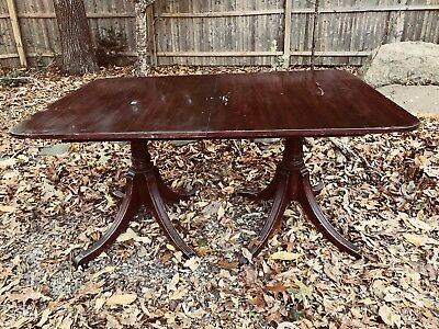 Duncan Phyfe Style Dining Table - Free!!!