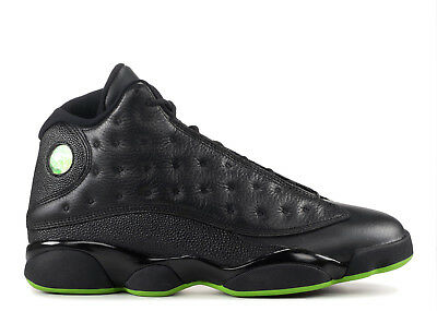 Nike Air Jordan 13 XIII Retro Altitude 2017 414571-042 Black Green