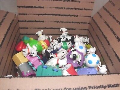 101 DALMATIAN DOGS COMPLETE SET (101 DIFFERENT)  McDonalds Happy Meal Toys