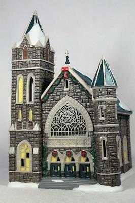 Dept 56 CITC 'Church Of The Advent' Tall Church #4044792 New In Box