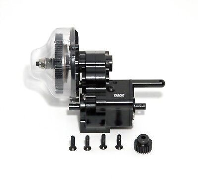 KYX Transmission for Wraith crawler custom projects axial gears box w/slipper BL