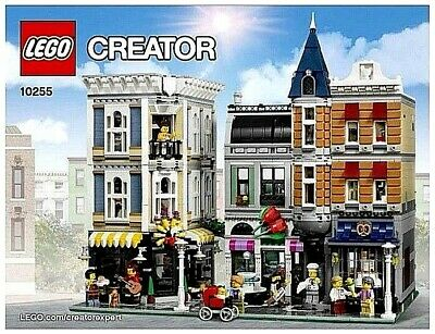 Lego Instructions For Assembly Square Creator Expert 10255