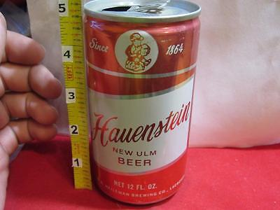 Hauenstein New Ulm Heileman Brewing Co. Aluminum 12 OZ. Stay TAB OLD BEER CAN