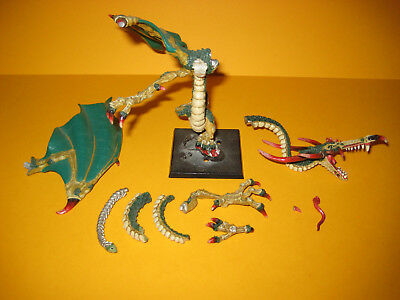 Waldelfen - Wood Elves - metal Forest Dragon - Walddrache aus Metall