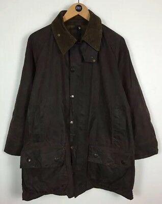 "Men's Barbour ""Beaufort"" Wax Jacket / Medium / Country / Outdoor"