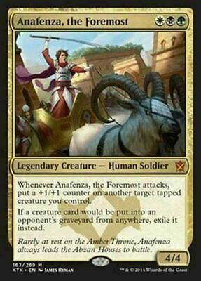 Anafenza, the Foremost ~ Khans of Tarkir ~ NearMint ~ Magic The Gathering