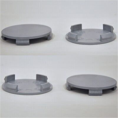 Alloy wheel center caps centre universal rim plastic 4x hub cap 55 mm - 55.5 mm