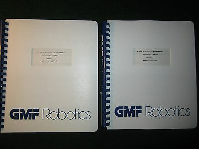 FANUC Robot P-150 Electrical Maintenance Reference Manual Set P 150 GMFRobotics