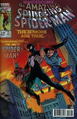 Amazing Spider-Man Renew Your Vows #13 Lenticular 3D Variant Cover Marvel #252 1