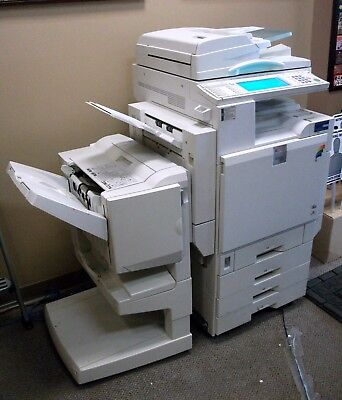 Ricoh Aficio 3245C -multifunction printer copier & Printer Works Tested U PICKUP