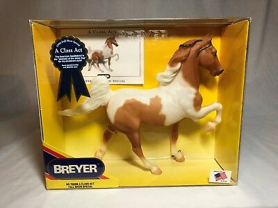 Breyer model horse #700298 A Class Act, traditional scale, new in box