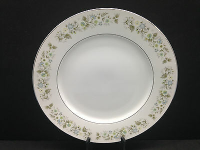 "Imperial China #745 Wild Flowers Japan Dalton 12"" Round Serving Platter Charger"