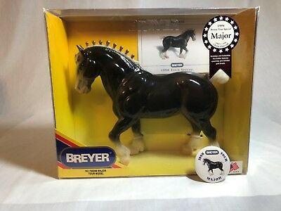 Breyer model horse  #700398 Major Special Run, traditional scale, new in box