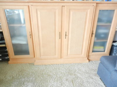 Highboard TV Schrank Chalet Pinie Massiv