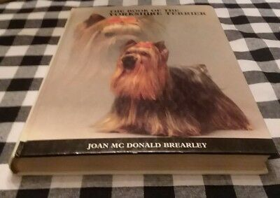 The Book of the Yorkshire Terrier by Joan McDonald Brearley (1984, Hardcover)