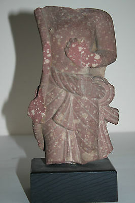 Ancient Indo Greek Buddhist  Buddha  Figure Torso 200/400 Ad God