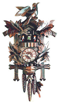 Hekas 3688 Cuckoo Clock.. New! (Authentic German/black Forest)